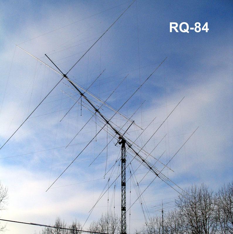 Антенна RQ-84.
